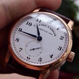 ランゲアンドゾーネ(A. Lange & Söhne(A. Lange & Sohne))のランゲ&ゾーネ A.LANGE&SOHNE  メンズ自动卷き 時計40.5(腕時計(アナログ))