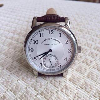 ランゲアンドゾーネ(A. Lange & Söhne(A. Lange & Sohne))のランゲ&ゾーネ A.LANGE&SOHNE  メンズ自动卷き 時計 42(腕時計(アナログ))