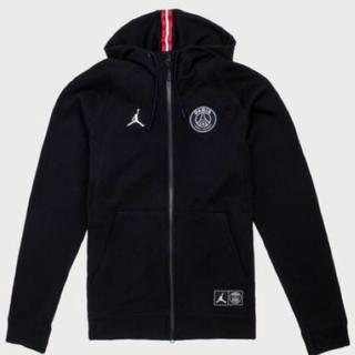 ナイキ(NIKE)の【サイズS】Nike Jordan×Paris zip jacket(パーカー)