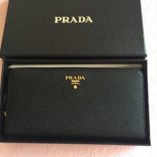 プラダ PRADA 長財布