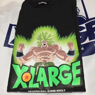 エクストララージ(XLARGE)のXLARGE ドラゴンボール ブロリー tシャツ(Tシャツ/カットソー(半袖/袖なし))