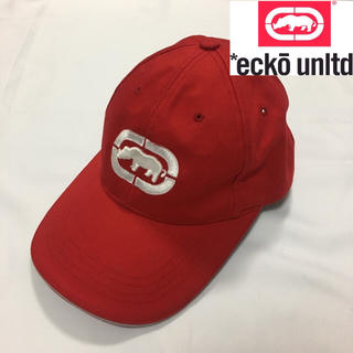 エコーアンリミテッド(ECKO UNLTD)のECKO UNLTD ストリートキャップ(キャップ)