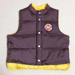 ムージョンジョン(mou jon jon)のムージョンジョン ダウン ジャケット サイズ90(ジャケット/上着)