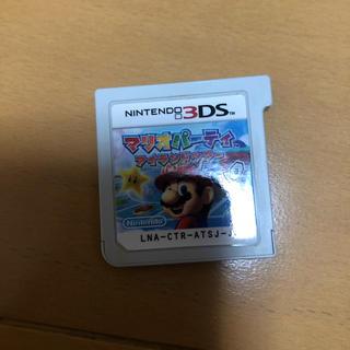 ニンテンドー3DS(ニンテンドー3DS)の3DSカセット マリオパーティアイランドツアー(携帯用ゲームソフト)