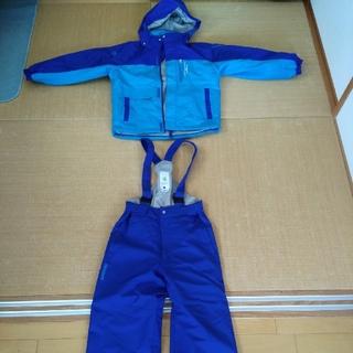 デサント(DESCENTE)のジュニアスキーウェア DESCENTE 150cm サイズ調整機能付き(ウエア)