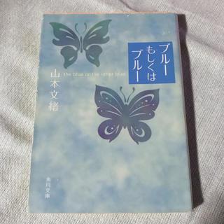 ブルーもしくはブルー/山本 文緒(文学/小説)