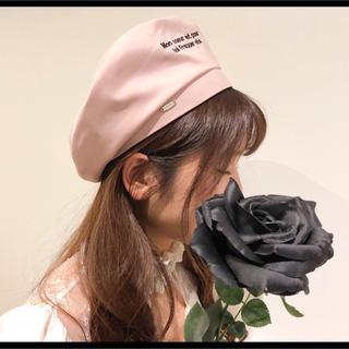 イートミー(EATME)のeatme ベレー帽♡(ハンチング/ベレー帽)