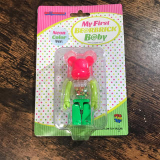 メディコムトイ(MEDICOM TOY)のMY FIRST BE@RBRICK B@BY NEON Ver(その他)
