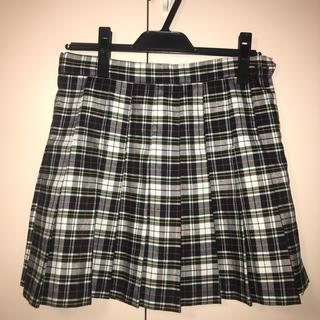 アメリカンアパレル(American Apparel)のAmerican apparel チェックスカート (ミニスカート)