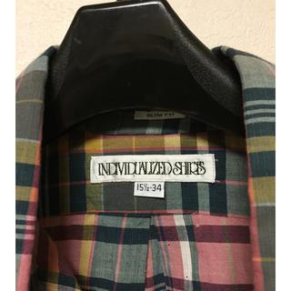 インディヴィジュアライズドシャツ(INDIVIDUALIZED SHIRTS)のインディヴィジュアライズド シャツ(シャツ)