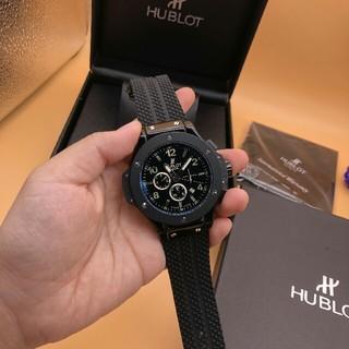 ウブロ(HUBLOT)の高級 HUBLOT 腕時計 自動巻き 未使用(腕時計(デジタル))