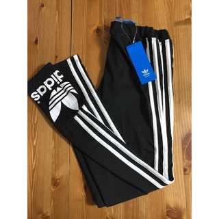 アディダス(adidas)のアディダス レギンス ロゴレギンス adidas S(その他)