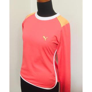 プーマ(PUMA)のプーマ テニスゴルフ 長袖Tシャツ(ウェア)