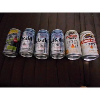 キリン(キリン)の[新品送料込]アサヒスーパードライ キリン一番搾り サントリーストロングゼロ(ビール)