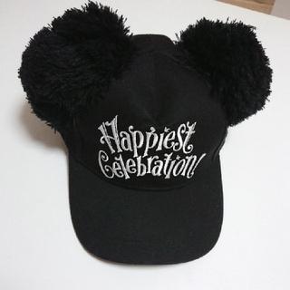 ディズニー(Disney)の新品♡Disney耳付き帽子(キャップ)