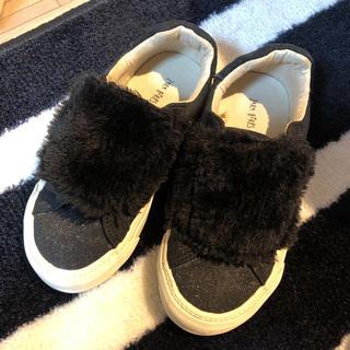 ザラキッズ(ZARA KIDS)のザラガール靴(ローファー)