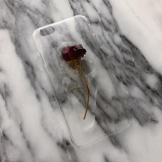 iPhoneケース antique rose 6/6s(iPhoneケース)