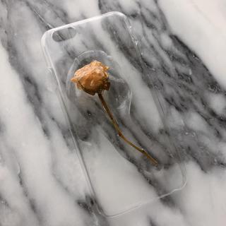 iPhoneケース antique rose02 6/6s(iPhoneケース)