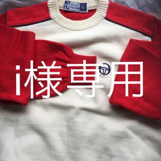 セルジオタッキーニ(Sergio Tacchini)のタッキーニ テニス セーター(ニット/セーター)