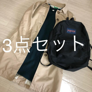 ジーユー(GU)の3点セットまとめ売り(セット/コーデ)