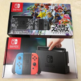 ニンテンドースイッチ(Nintendo Switch)のニンテンドースイッチ 2種 クリスマスプレゼントに(家庭用ゲーム本体)