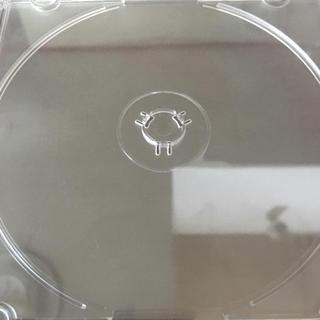 要らなくなったCDケース(CD/DVD収納)