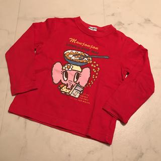 ムージョンジョン(mou jon jon)の子供服 女児 ロンT 長袖Tシャツ(Tシャツ/カットソー)