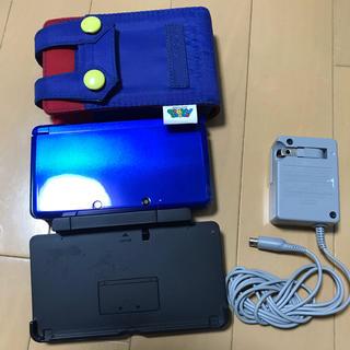 ニンテンドー3DS(ニンテンドー3DS)のニンテンドー3DS 本体(携帯用ゲーム本体)