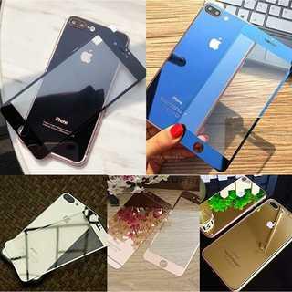 iphone6s7/8/X鏡面ケース ミラー 前後2枚セット(iPhoneケース)