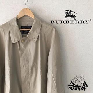 バーバリー(BURBERRY)のburberrys バーバリー ナイロン ステンカラー コート(ステンカラーコート)