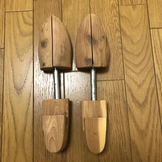 ムジルシリョウヒン(MUJI (無印良品))の無印良品 シューキーパー 25〜28cm(その他)