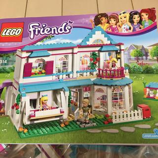 レゴ(Lego)のレゴフレンズ ドールハウス(積み木/ブロック)
