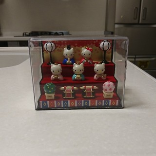 サンリオ - ハローキティ ひな人形