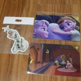 ディズニー(Disney)の25周年 ポストカード ディズニーストア disney(キャラクターグッズ)