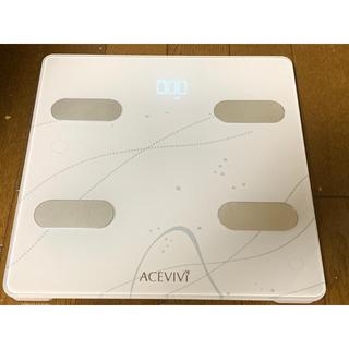 ACEVIVI 高精度 体脂肪計 体組成計 体重計(体脂肪計)