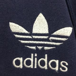 アディダス(adidas)のアディダスオリジナルス ジップアップパーカー(パーカー)