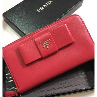 プラダ(PRADA)のPRADA 財布 ♡ プラダ 長財布(財布)