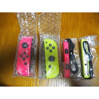 【新品未使用】Nintendo Switch Joy-Con ジョイコン(家庭用ゲームソフト)