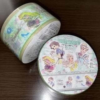ディズニー(Disney)の1個 プリンセス 梱包 OPPテープ キャラクター(ラッピング/包装)