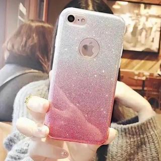 11 スプレー柄 ピンク 光沢 アイフオン アイフォン ケース カバー(iPhoneケース)