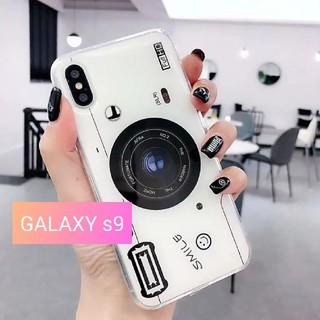 GALAXY s9 カメラ型ケース(Androidケース)
