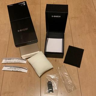 ジーショック(G-SHOCK)のG-SHOCK 正規品の箱(腕時計(デジタル))