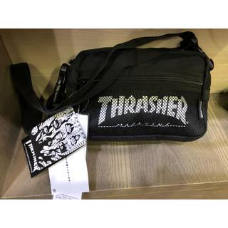 スラッシャー(THRASHER)の☆ 最安値 ショルダーバッグ ミニポーチ スラッシャー THRSG400 ☆(ショルダーバッグ)