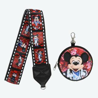 ディズニー(Disney)のラス1!最安!イマジニングザマジック×蜷川実花  ミッキー カメラストラップ (その他)