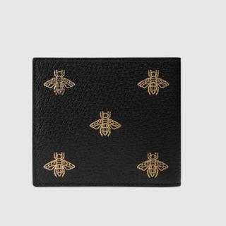 グッチ(Gucci)のGUCCI ビー ウォレット 二つ折り(折り財布)