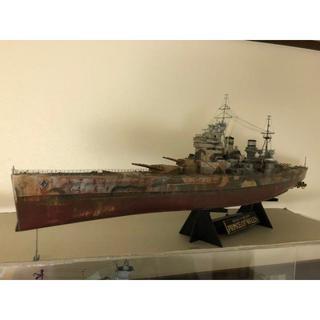 イギリス海軍 戦艦プリンス・オブ・ウェールズ1941(その他)