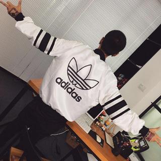 アディダス(adidas)の(adidas  Originals) アディダスオリジナルス ブルゾン 新品(ブルゾン)