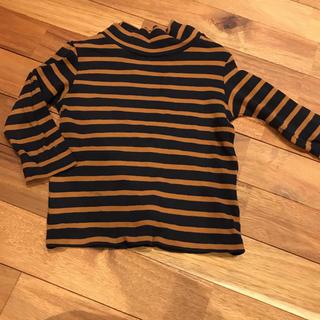 ムジルシリョウヒン(MUJI (無印良品))の無印 ハイネック Tシャツ(Tシャツ/カットソー)