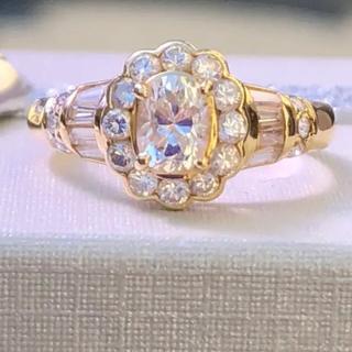ダイヤモンドリング お値下げ(リング(指輪))
