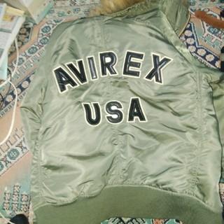 アヴィレックス(AVIREX)のアヴィレックスNB-2(ミリタリージャケット)